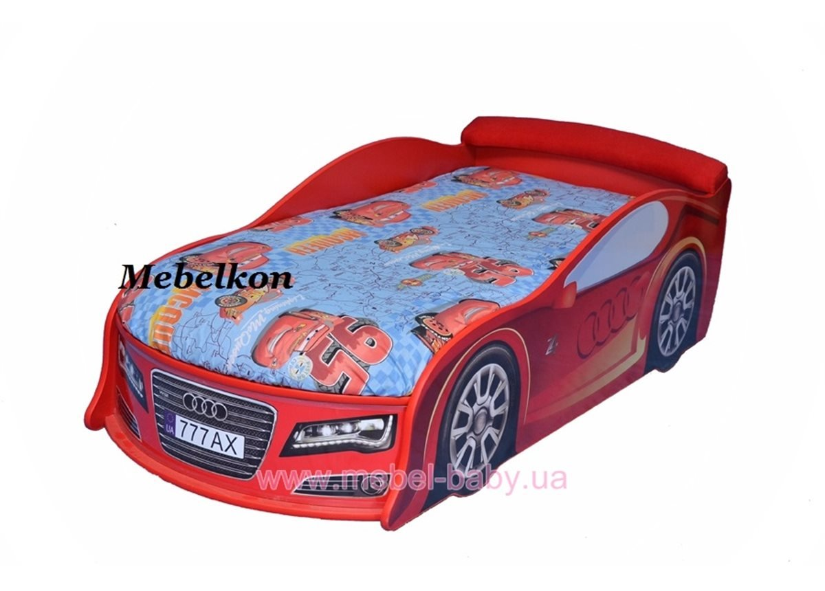 Постельное белье для кровати-машины MebelKon 80x180