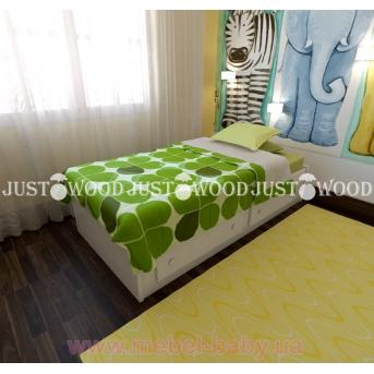 Кровать детская Мадагаскар без ящика 80x160