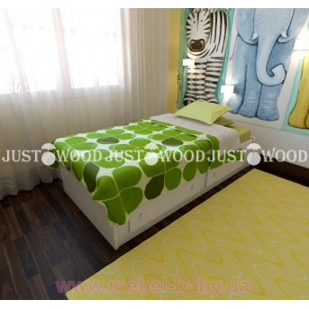 Кровать детская Мадагаскар 90x190