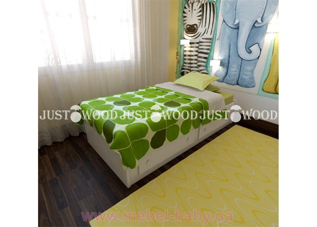 Кровать детская Мадагаскар без ящика 90x190