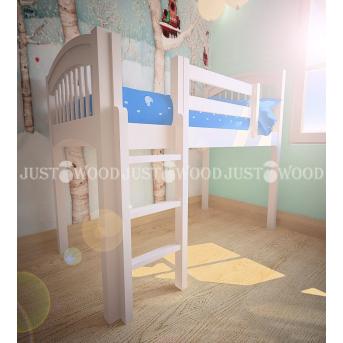 Кровать детская Снежок 90x190