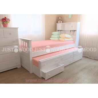 Кровать детская Папа Карло 80x160