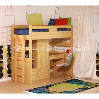 Кровать детская двухъярусная Леопольд