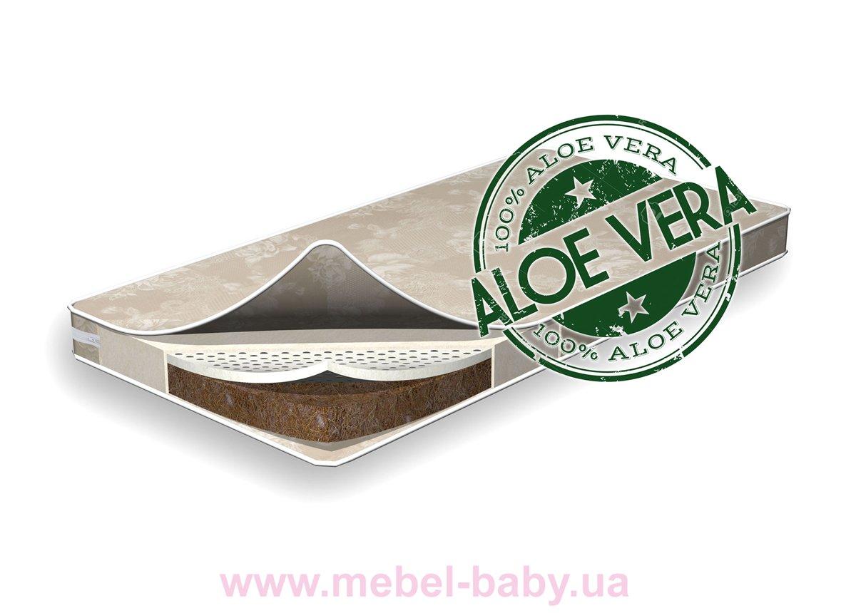 Матрас детский Flitex Aloe Vera Latex Coconut, 60х120х12