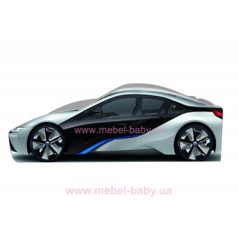 Кровать-машина BMW-7 Бренд Б-0010 140х70