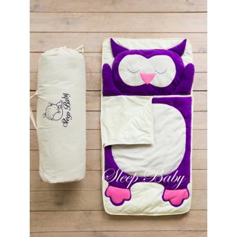 Слипик «Сова» 70x170 Sleep Baby