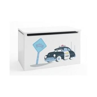 Распродажа 17 Ящик для игрушек Серия Тачки
