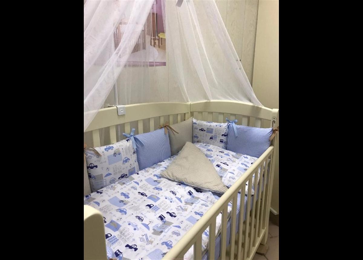 Комплект Baby Design City (6 предметов) Маленькая Соня