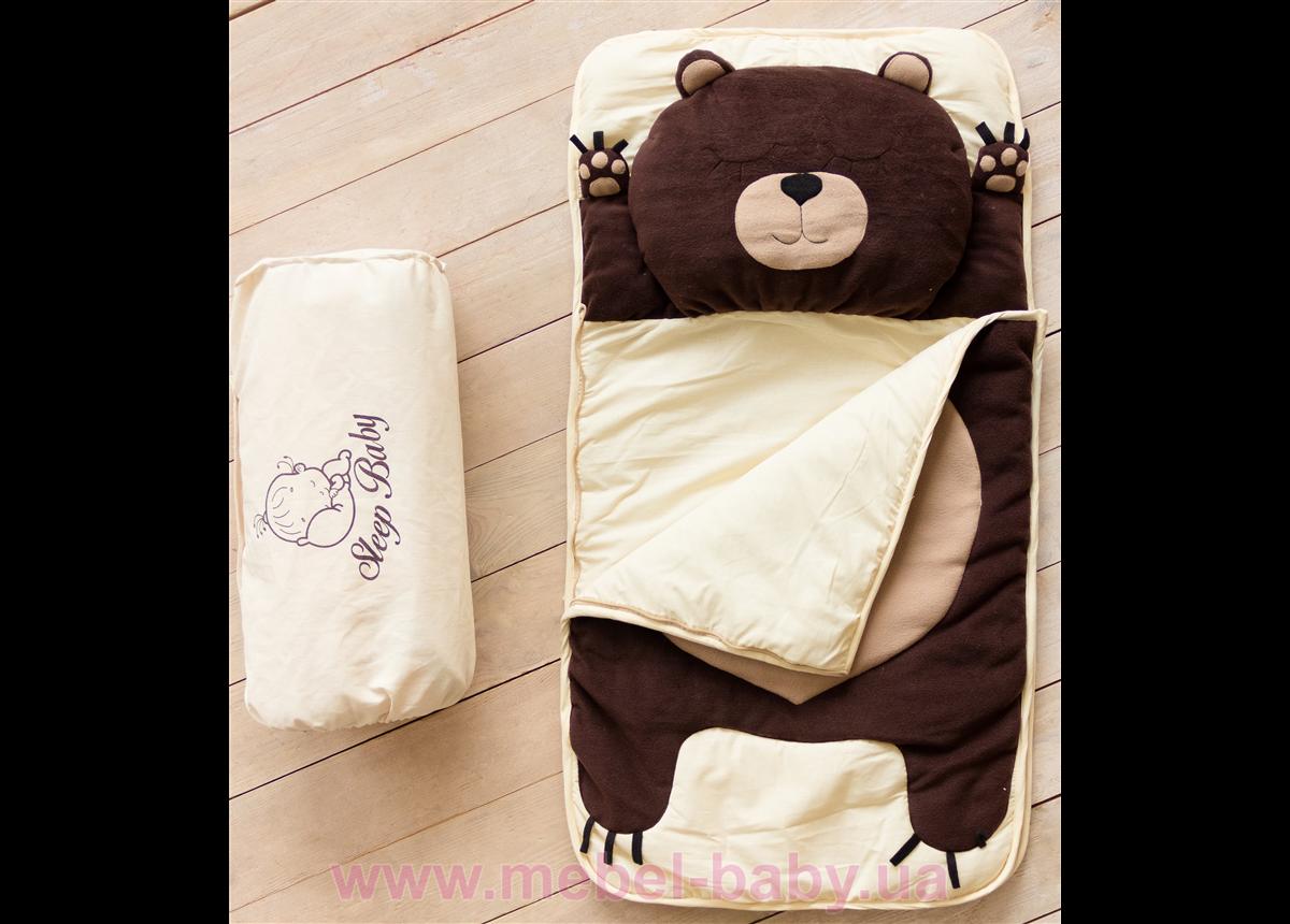 Слипик «Мишка» 60x120 Sleep Baby