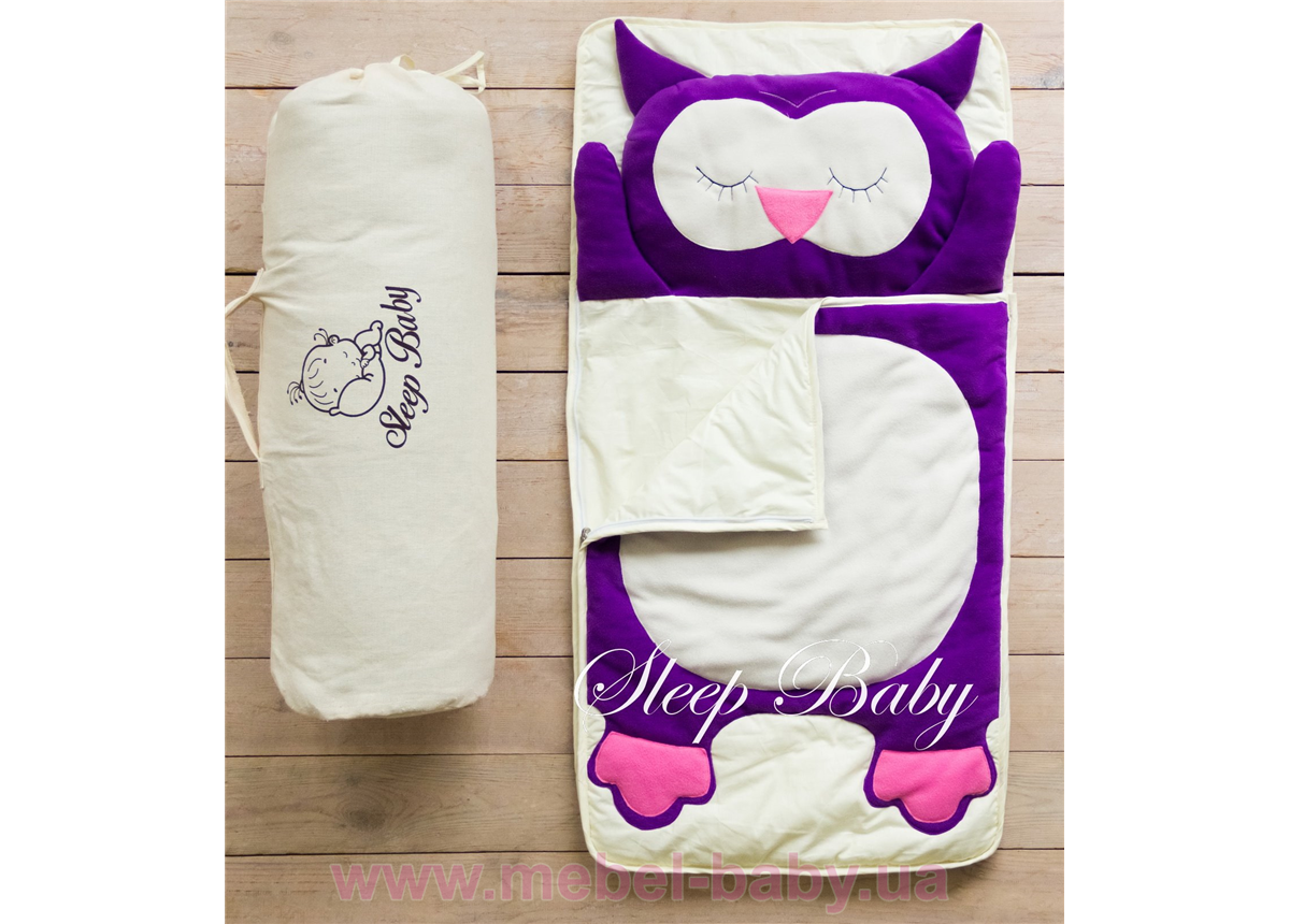 Слипик «Сова» 60x120 Sleep Baby