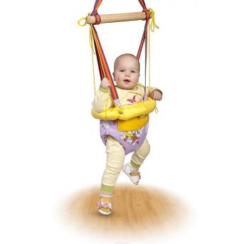 Прыгунки с обручем Прыгунки -3 Sportbaby