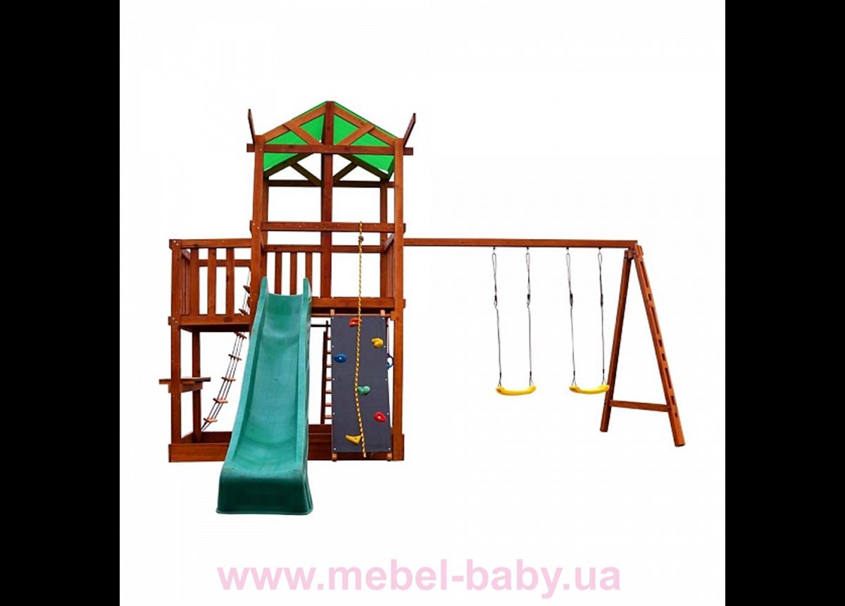 Игровой комплекс для улицы Babyland-5 Sportbaby