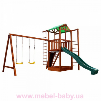 Игровой комплекс для дачи Babyland-6 Sportbaby