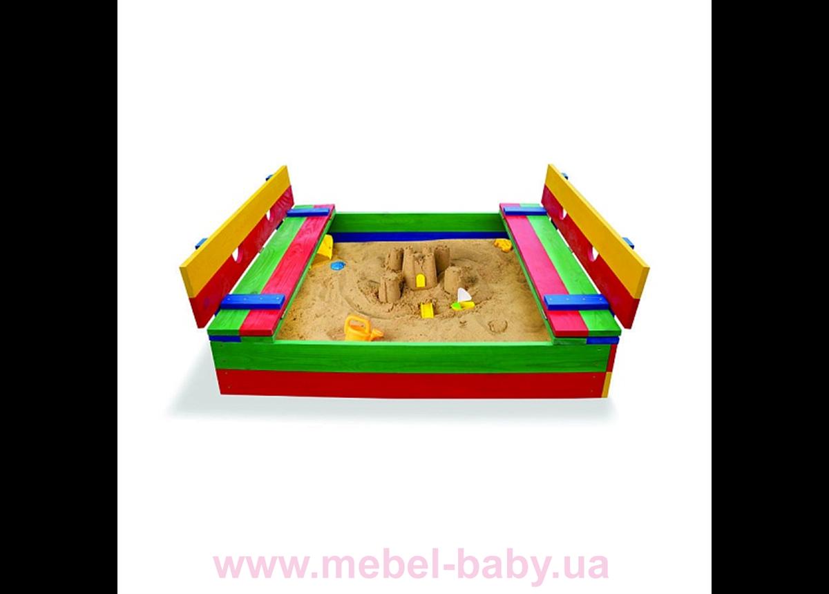 Детская песочница цветная Песочница -11 Sportbaby