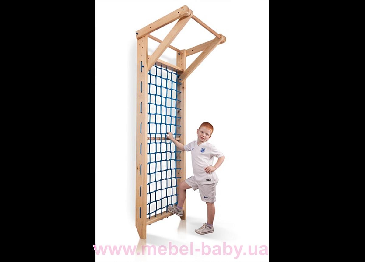 Гладиаторская сетка c турником Baby 7- 220 Sportbaby