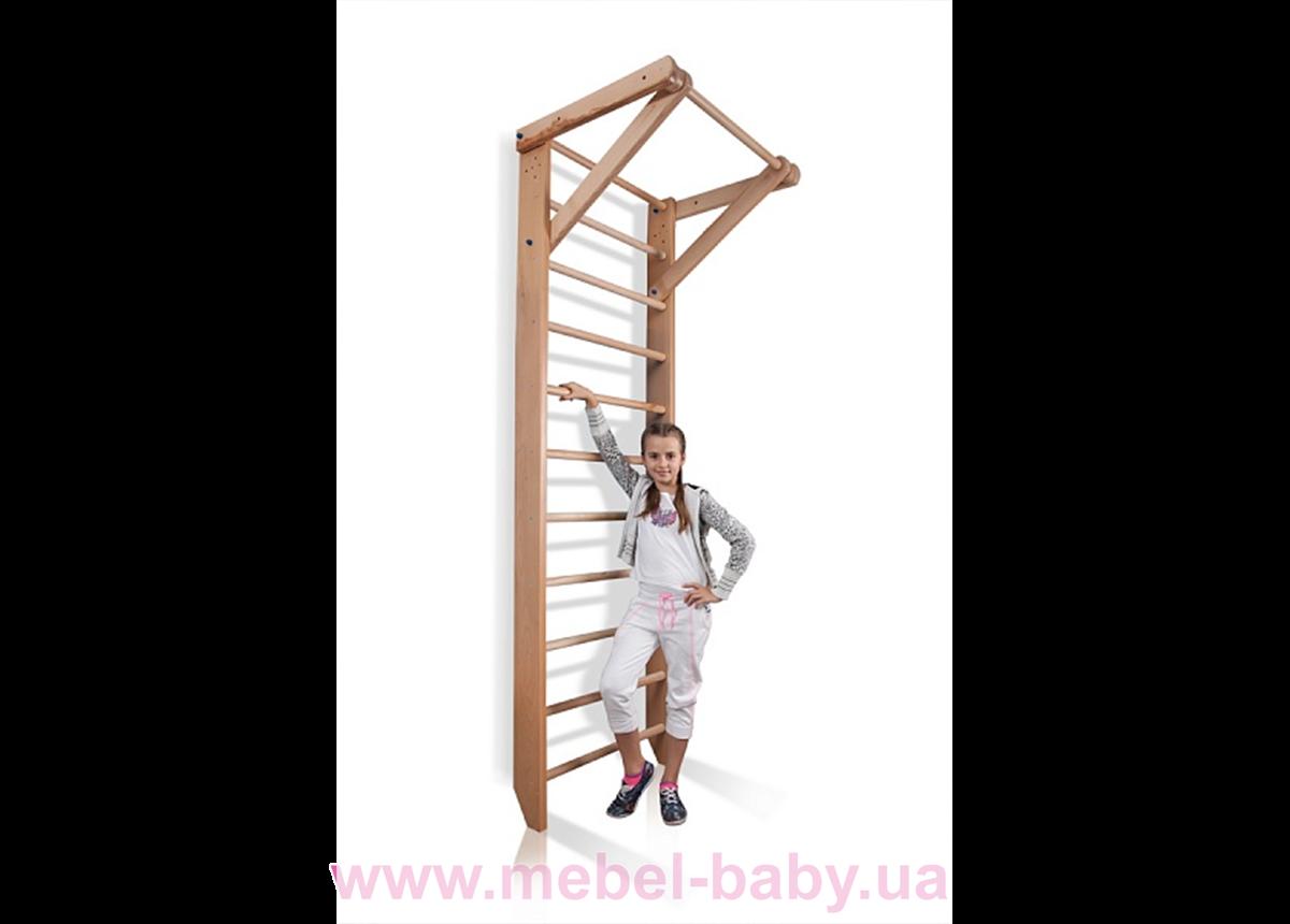Шведская стенка с турником - Baby 1-240 Sportbaby