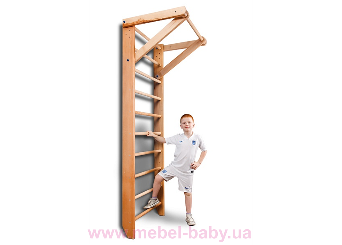 Шведская стенка с турником - Baby 1-220 Sportbaby
