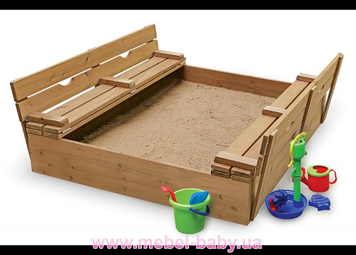 Детская песочница Песочница - 3 Sportbaby