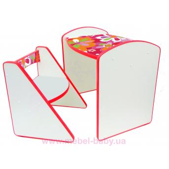 Комплект стол+стульчик DoDo Viorina-Deko