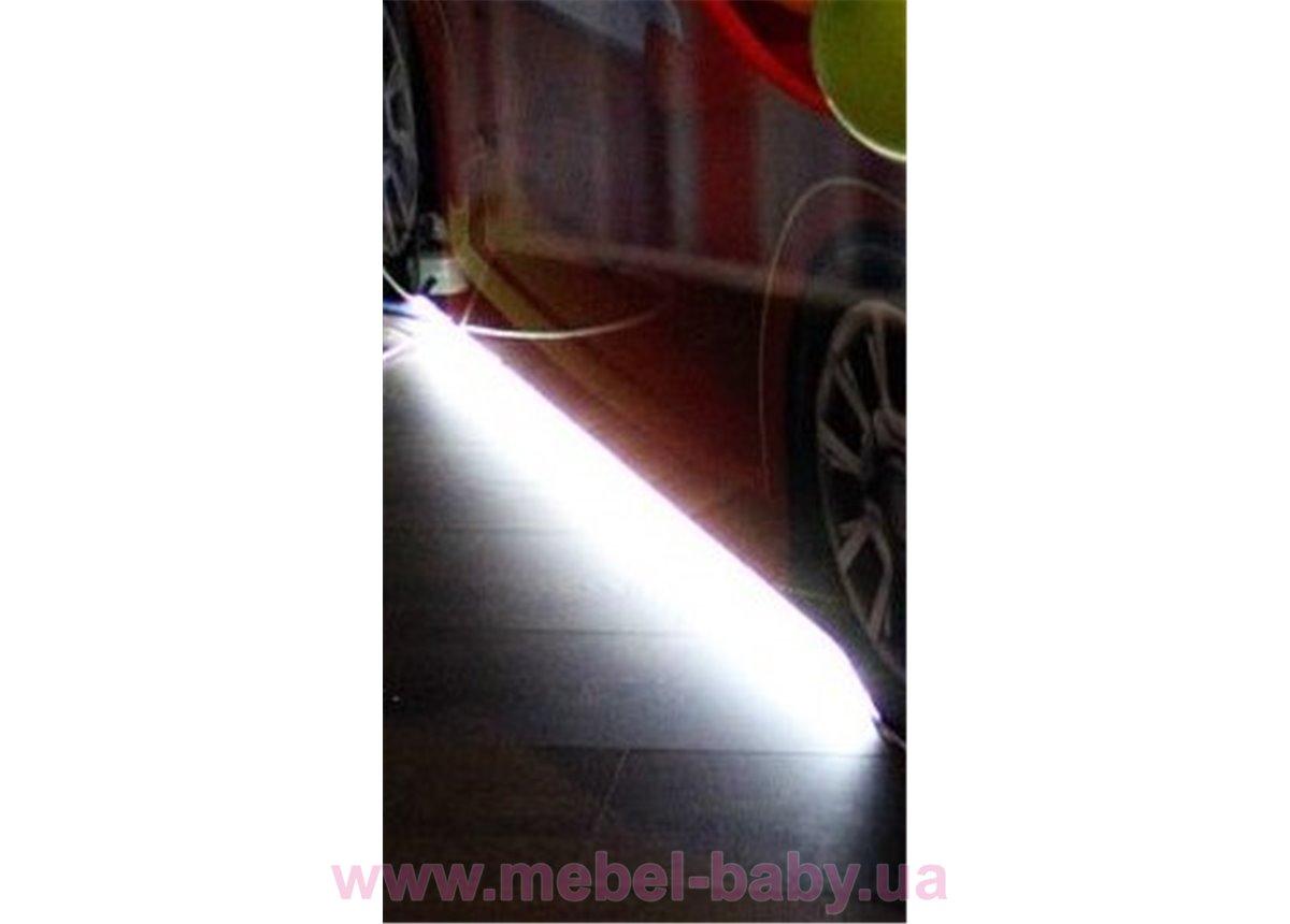 Подсветка боковин для кровати-машины MebelKon