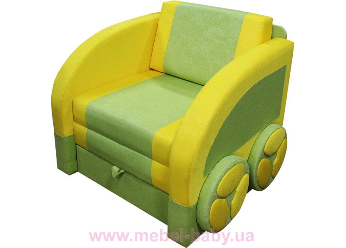 Раскладной детский диванчик Багги для мальчика Ribeka