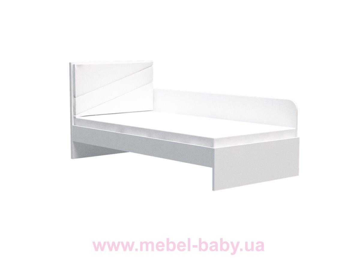 Кровать O-L-002 90x190 Origami Эдисан