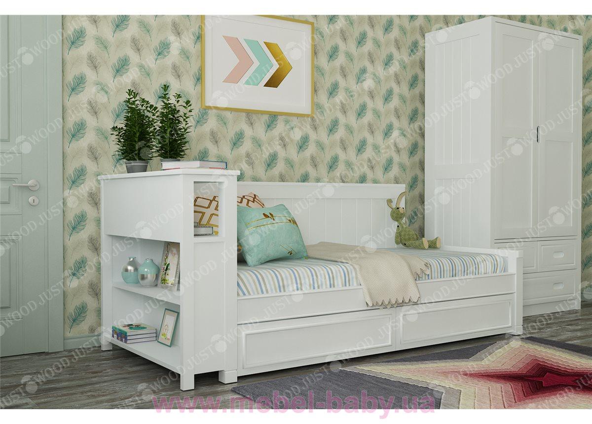 Кровать детская Синдерелла 80x160