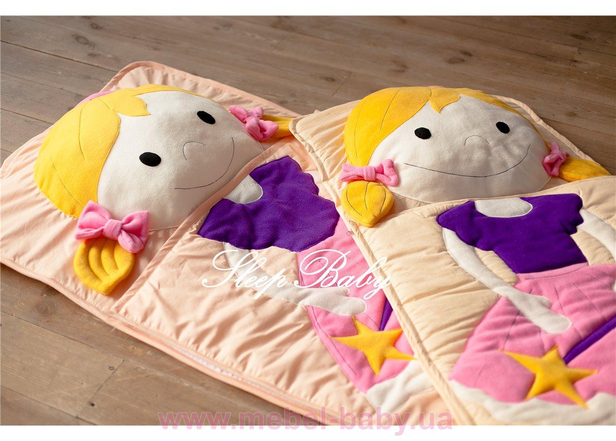 Слипик «Принцеса» 90x200 Sleep Baby