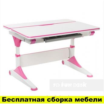 Стол-трансформер FunDesk Trovare Pink