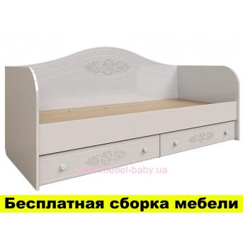 Кровать Ассоль АС-10 Санти Мебель 80x200