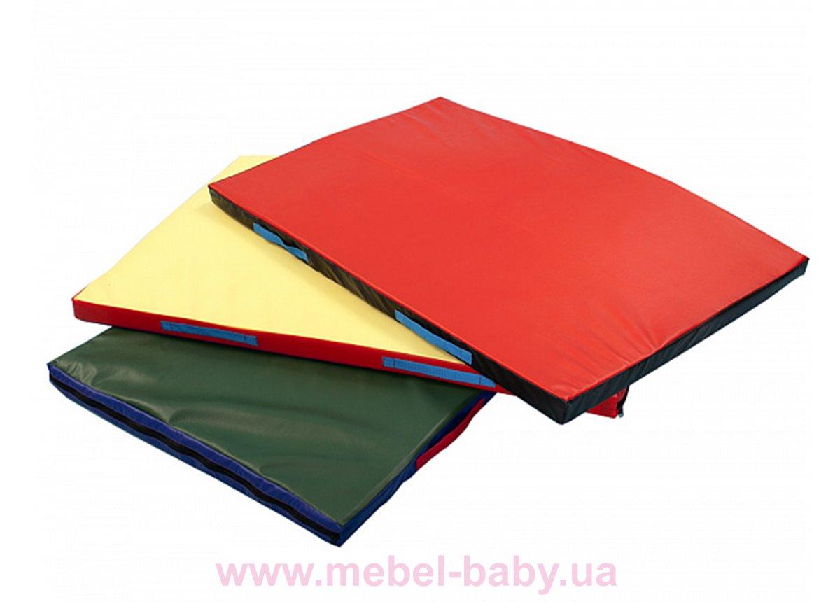 Мат гимнастический  «Мат 120х100 4 см» Sportbaby