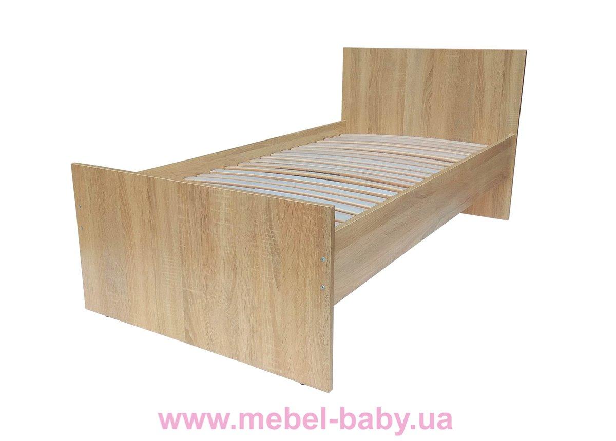 Кровать ЭКО Viorina-Deko 70х140 дуб сонома