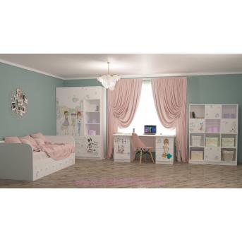 Детская комната Гламур MebelKon