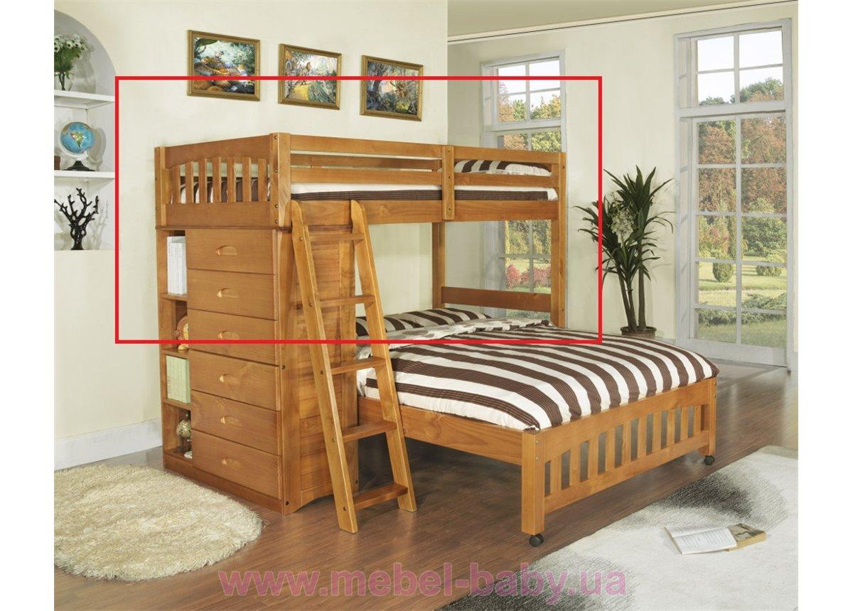 Кровать-чердак высокая Аскольд Дервета 80x190