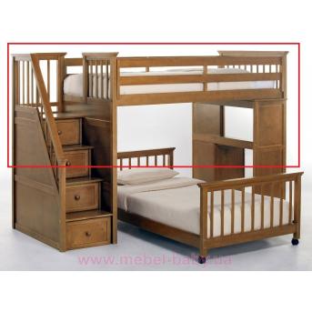 Кровать-чердак высокая Мирон Дервета 90x190