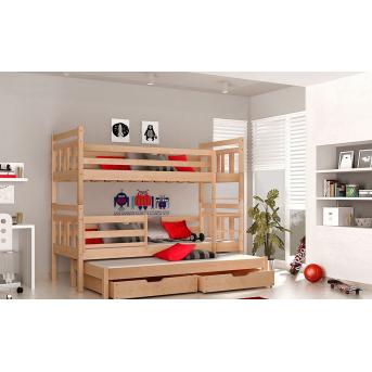 Двухъярусная кровать Джосси Мистер Мебл 80x190