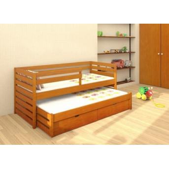 Кровать Симба с выдвижным спальным местом 90x190