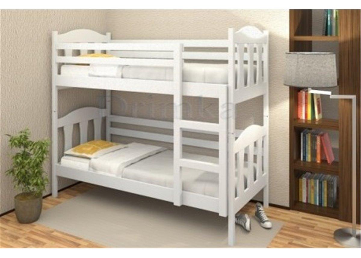Двухъярусная кровать Сонька Дримка 80x190 Дерево