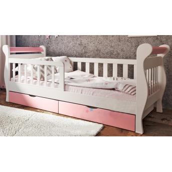 Кровать-диванчик Dream Fmebel MB 70х160 Розовый