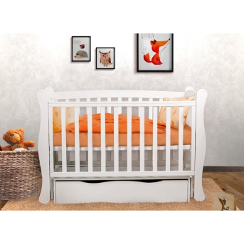 Кроватка детская LUX1 Angelo 60x120