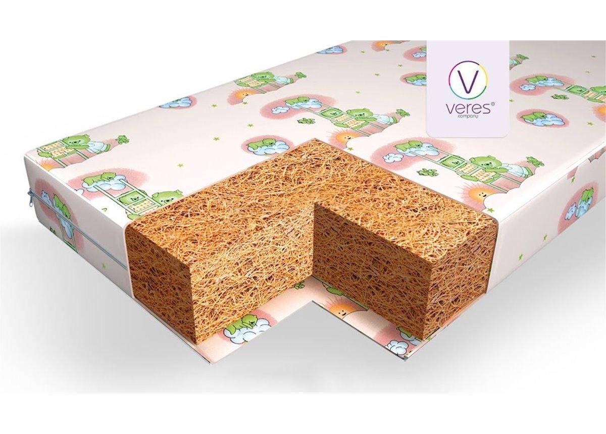 """Матрас  Veres """"Bicoconut+"""" 8 см"""