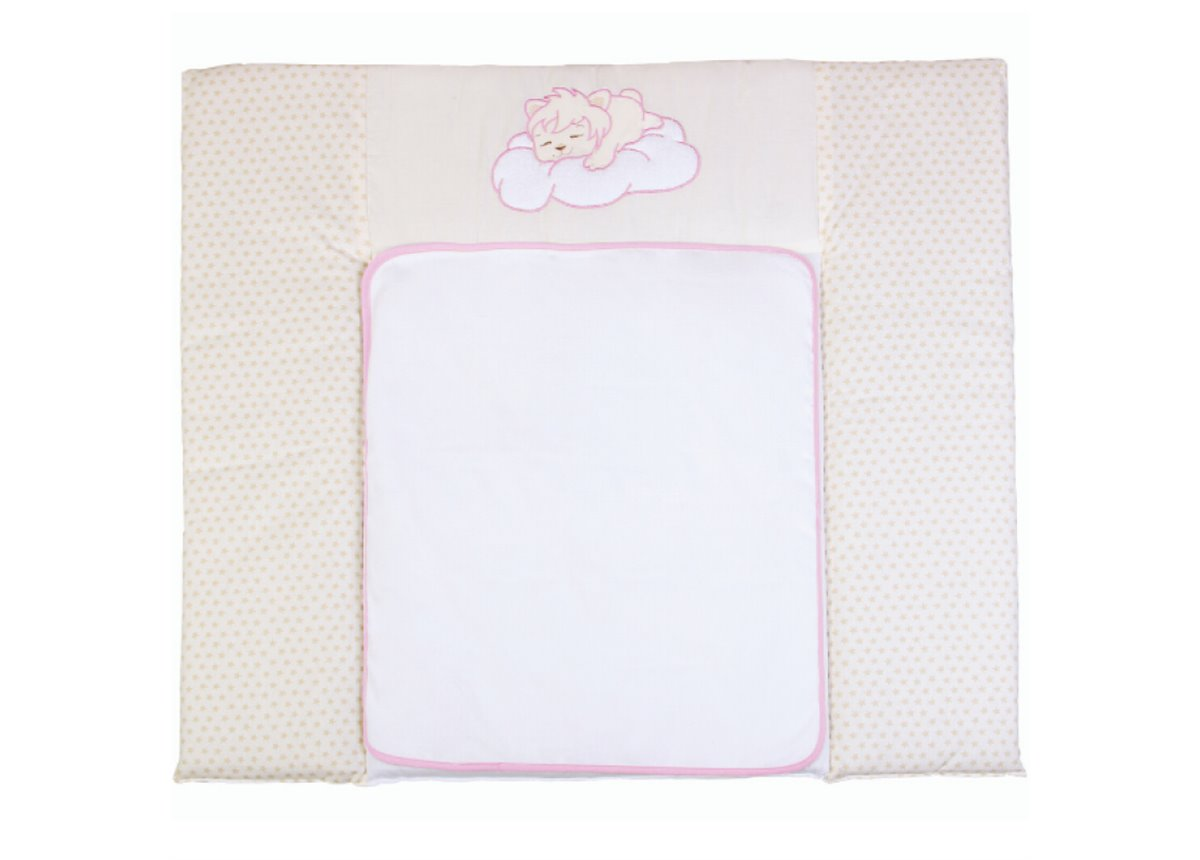 Пеленальный матрас Sleepyhead Розовый 72x80 Veres