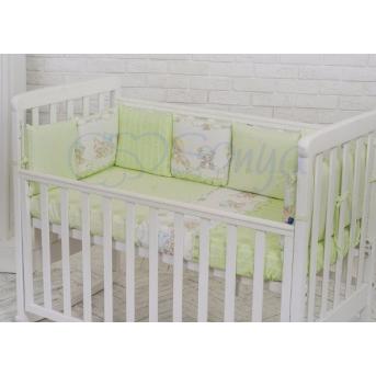 Комплект Baby Design № 27 Малыши в шапочках (6 предметов) Маленькая Соня