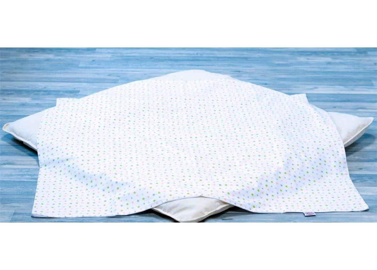 "Толстый коврик для вигвама ""Фейерверк"" 100х100 Fmebel AL"