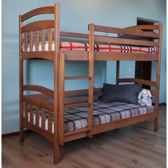 Двухъярусная кровать Бемби Дримка 80x190 Дерево