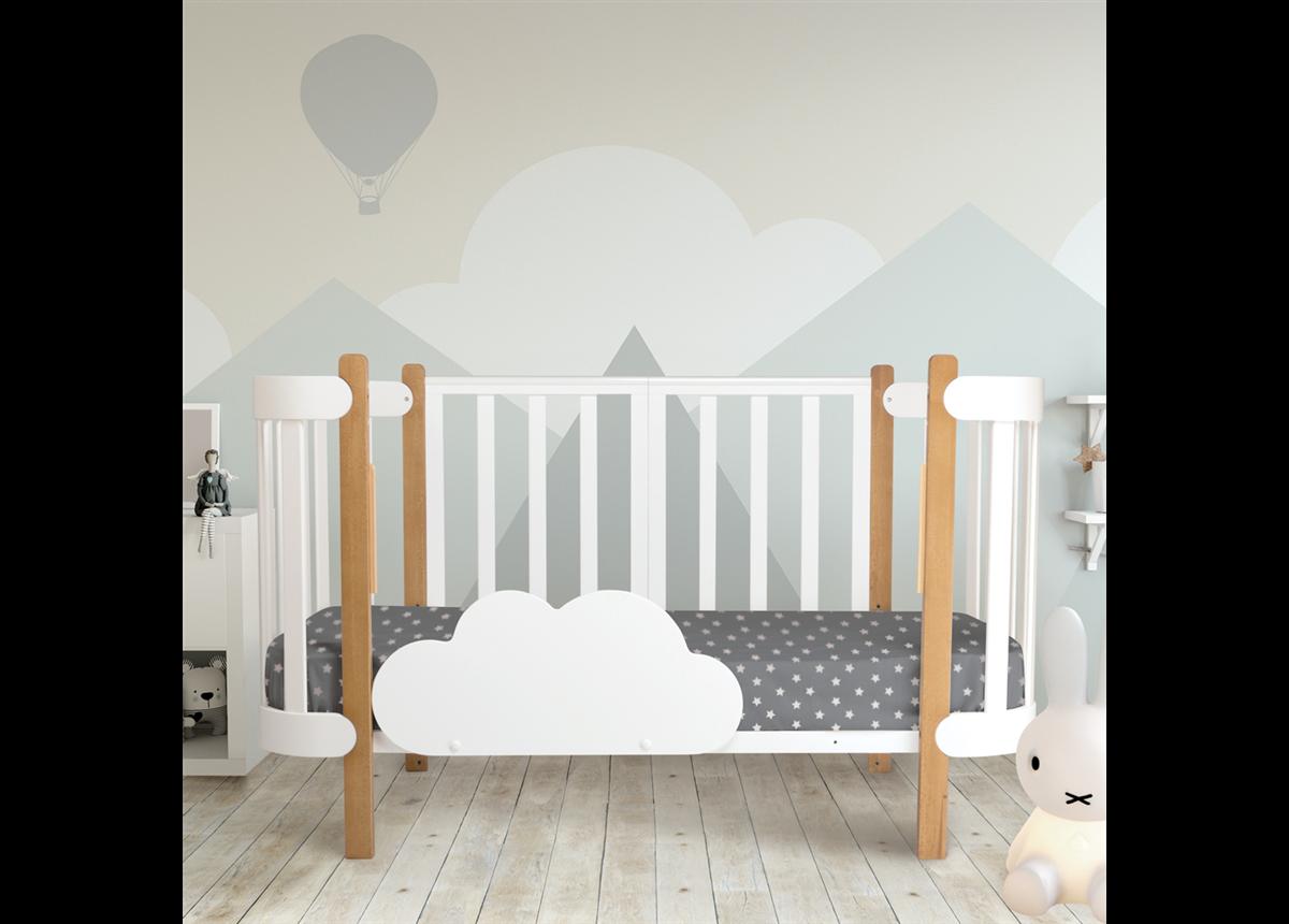 Опциональный комплект расширения до детской кровати для кроватки Sleepy Мама Уложила