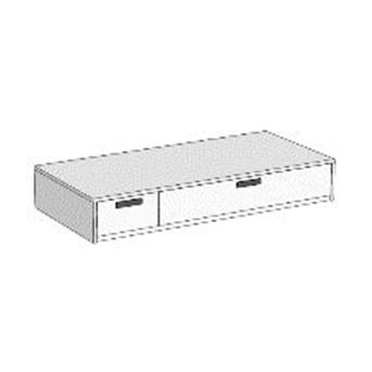 Кровать-диван с 2 ящиками (схема) 4 Fmebel
