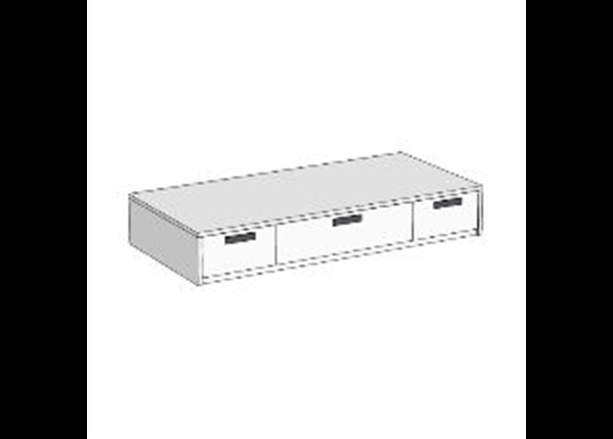 Кровать-диван с 3 ящиками (схема) 5 Fmebel