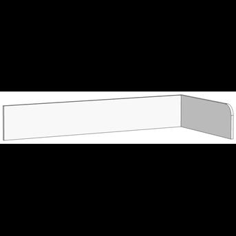 Борт Г-образный для кроватей (схема) Fmebel