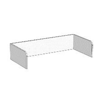 Борт П-образный для кроватей (схема) 2 Fmebel